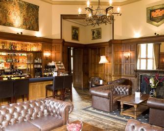 Ruthin Castle Hotel & Moat Spa - Ruthin - Bar