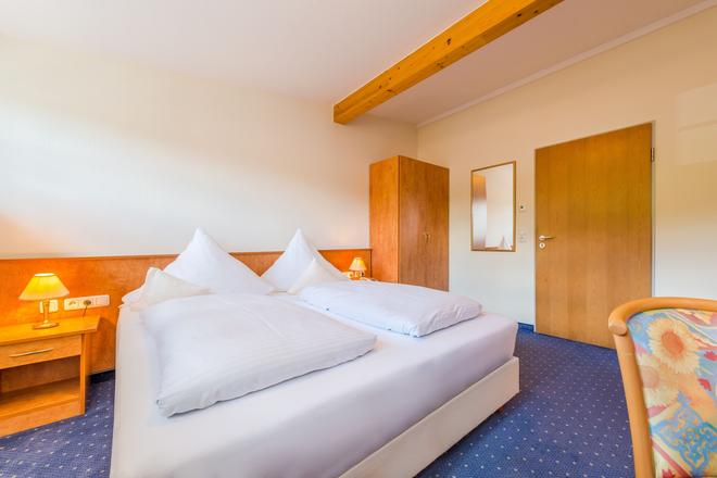Hotel Neudeck - Oberstaufen - Κρεβατοκάμαρα