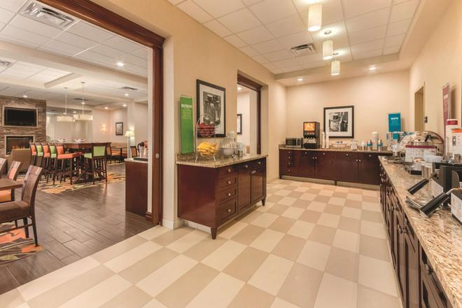 Hampton Inn by Hilton Edmonton/South, Alberta, Canada - Edmonton - Buffet