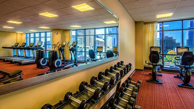 Hyatt Place Charlotte Downtown - Charlotte - Gym