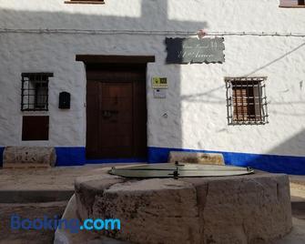 Casa Rural El Arriero - Belmonte - Building