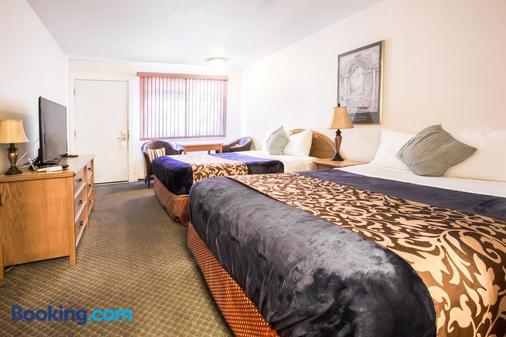 Grandview Motel - Kamloops - Phòng ngủ