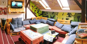 Free Zone-Hostel Praha - Prague - Lounge