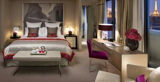 Mandarin Oriental, Paris - פריז - חדר שינה