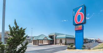 Motel 6 Bricktown - Oklahoma City - Gebäude