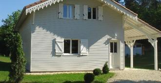 La Maison de Bois Marie - Boulazac - Edificio