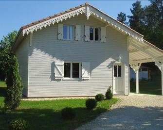 La Maison de Bois Marie - Boulazac - Building