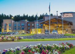 Hampton Inn & Suites Whitefish - Whitefish - Edificio