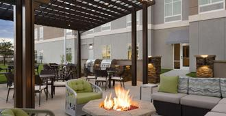 Homewood Suites by Hilton Mobile I-65/Airport Blvd, AL - Mobile - Patio