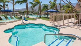 棕櫚泉戴斯酒店 - 棕櫚泉 - 棕櫚泉 - 游泳池