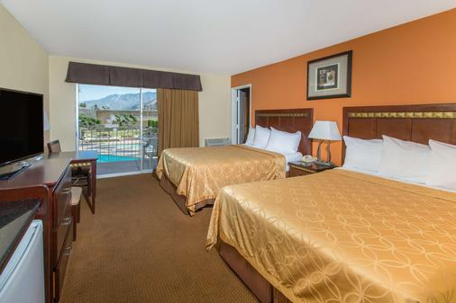 Days Inn by Wyndham Palm Springs - Palm Springs - Makuuhuone