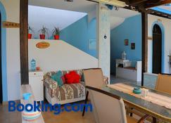 Maras Marinas Home open all year - Nikiti - Sala de estar