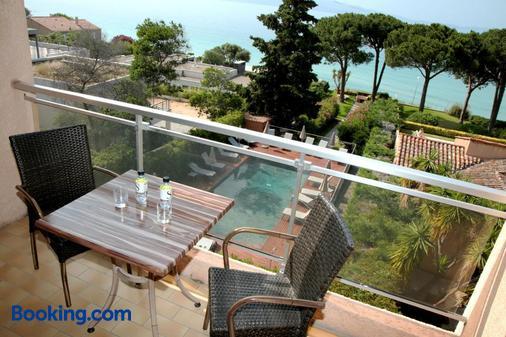 Hôtel La Pinède - Ajaccio - Balcony