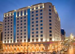 Crowne Plaza Madinah - Madinah - Bangunan