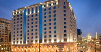 Crowne Plaza Madinah - Medina - Building