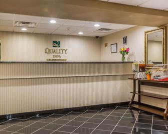 Quality Inn Hyde Park Poughkeepsie North - Hyde Park - Recepce