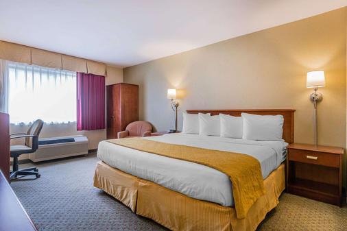 Quality Inn Hyde Park - Hyde Park - Bedroom