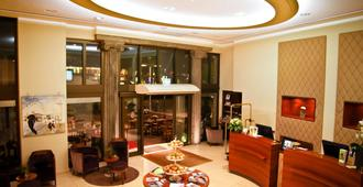 Central-Hotel Kaiserhof - האנובר - לובי