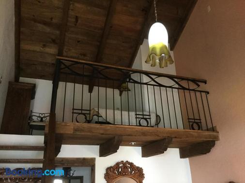 Hotel Grand Maria - San Cristóbal de las Casas - Bedroom