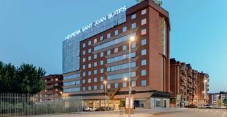 赫斯珀里亞聖若安套房酒店 - 聖琼德斯披 - 巴塞隆納