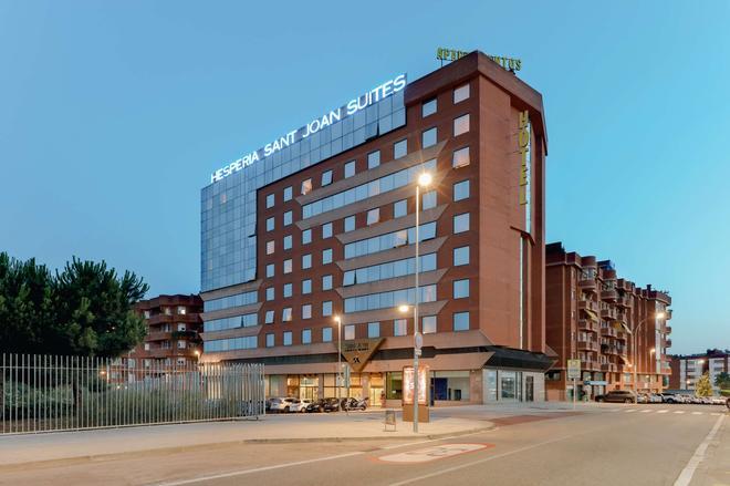 赫斯珀里亞聖若安套房酒店 - 聖琼德斯披 - 巴塞隆納 - 建築