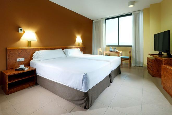 赫斯珀里亞聖若安套房酒店 - 聖琼德斯披 - 巴塞隆納 - 臥室