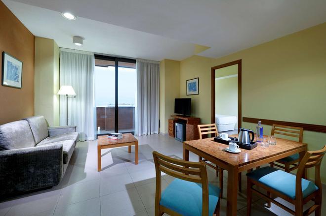 赫斯珀里亞聖若安套房酒店 - 聖琼德斯披 - 巴塞隆納 - 餐廳