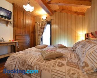 Chalet La Garde - Valtournenche - Slaapkamer
