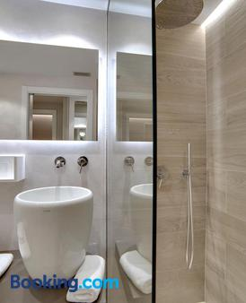 Hotel Lemik - Altsasu - Bathroom