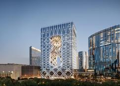 City of Dreams - Morpheus - Macao - Edificio