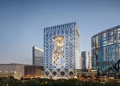City of Dreams - Morpheus - Macau - Gebouw