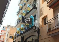 La Santa Faz - Adults Only - Benidorm - Gebäude