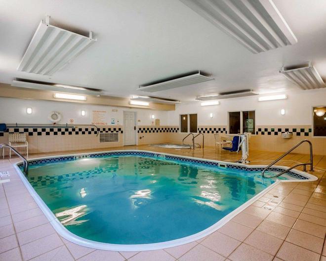 Comfort Suites Independence - Kansas City - Independence - Pool