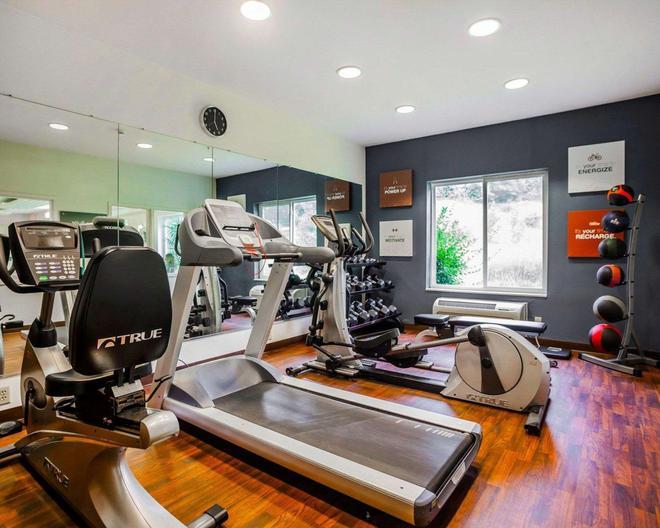 Comfort Suites Independence - Kansas City - Independence - Gym
