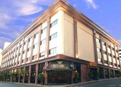 Granados Park Hotel - Asunción - Edificio