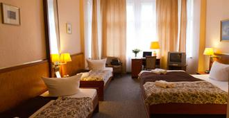 Hotel Pension Arche - Berlin - Phòng ngủ