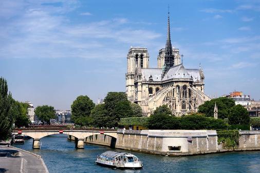 Hotel The Originals Paris Paix République - Pariisi - Nähtävyydet