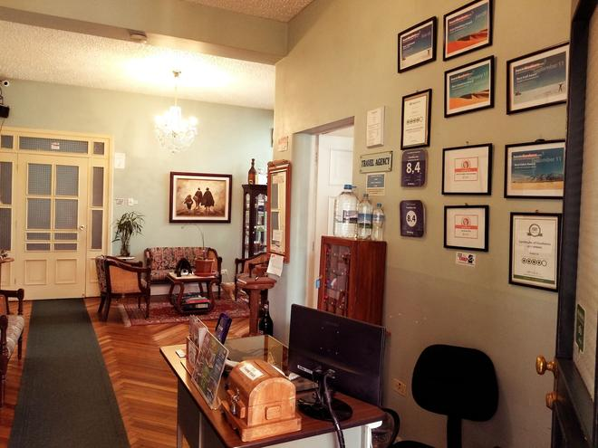 Travellers Inn - Quito - Lobby