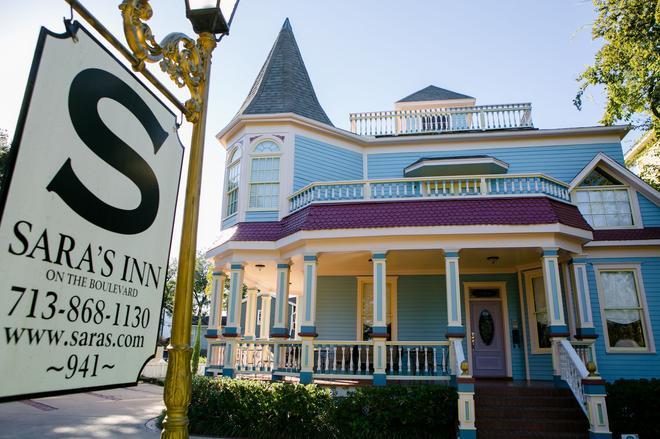 Sara's Bed and Breakfast Inn - Houston - Rakennus