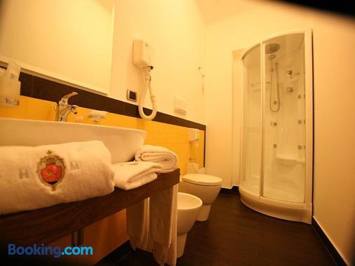 Hotel Medici - Milazzo - Μπάνιο