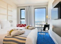 水星比亞麗茲中央酒店 - 比亞里茲 - 比亞里茲 - 臥室