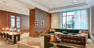 The Cincinnatian Hotel, Curio Collection by Hilton - Cincinnati - Lounge