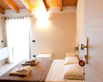 Al Borgo - Trattoria con Alloggio - San Martino della Battaglia - Bedroom
