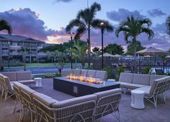 Residence Inn by Marriott Oahu Kapolei - Kapolei - Patio