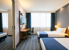 Holiday Inn Express Amsterdam - Schiphol - Хофддорп - Спальня