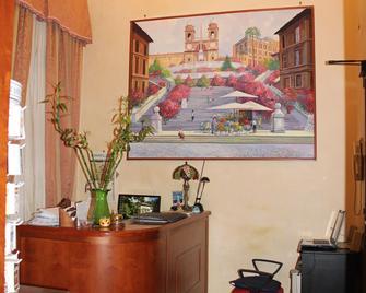 Hotel Aristotele - Rom - Lobby