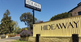 Hideaway Motor Inn Armidale - Armidale - Vista del exterior