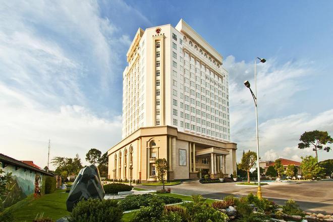 柔佛巴魯一西貢酒店 - 胡志明市 - 胡志明市 - 建築