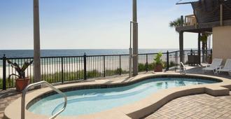 Days Inn by Wyndham Panama City Beach/Ocean Front - Panama City Beach - Piscine