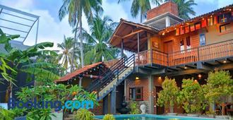 Negombo The Nature Villa and Cabanas - Negombo - Toà nhà